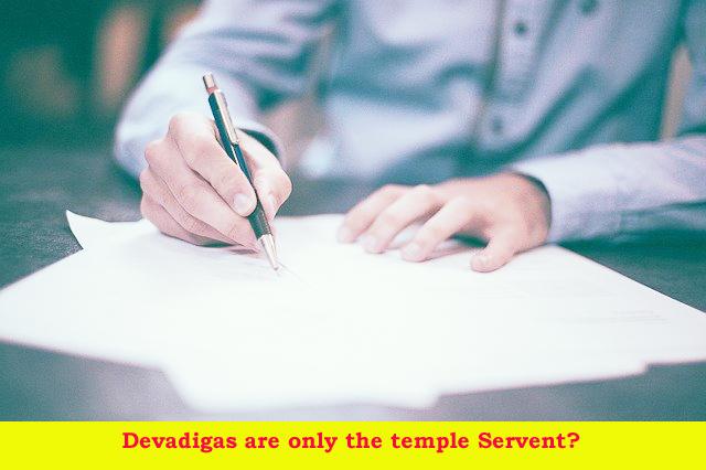 A revelation letter to all Devadiga Sanga of Karnataka!